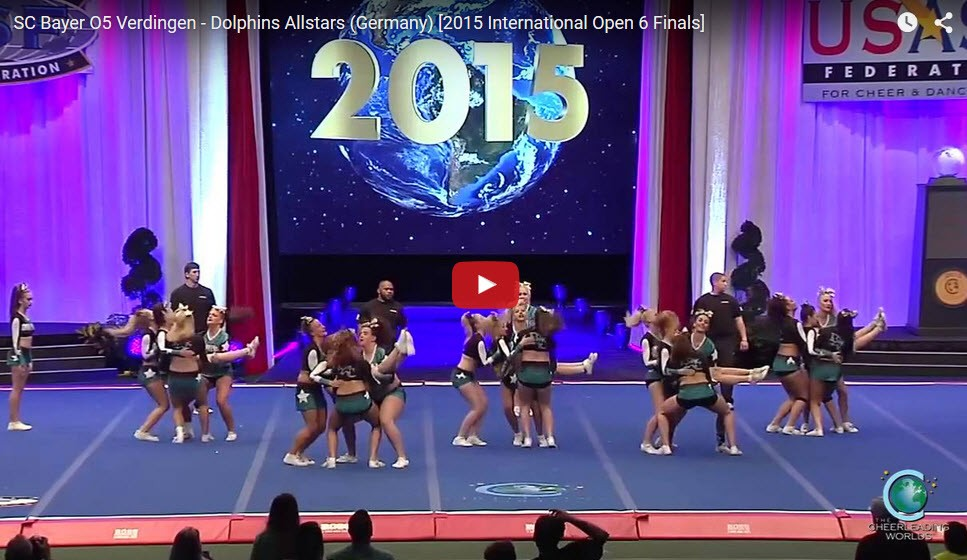 Dolphins Allstars (Germany) [2015 International Open 6 Finals]